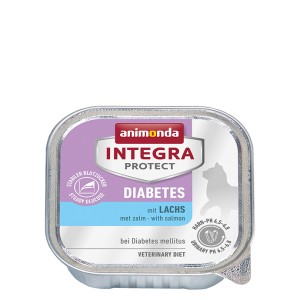 ANIMONDA INTEGRA® Protect Diabetes szalki z łososiem 100 g