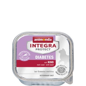 ANIMONDA INTEGRA® Protect Diabetes szalki z wołowiną 100 g