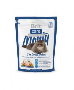 BRIT CARE CAT MONTY I'M LIVING INDOOR 400 g
