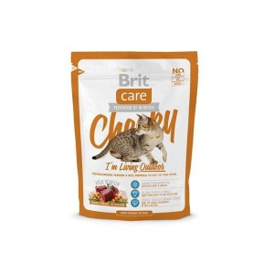 BRIT CARE CAT CHEEKY I'M LIVING OUTDOOR 400 g