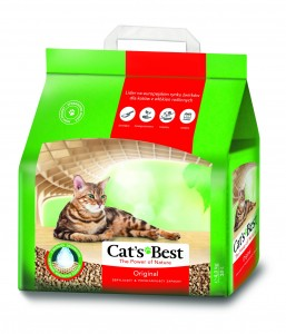 CAT'S BEST Original 10l, 4,3 kg + NOTES GRATIS