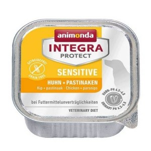 ANIMONDA INTEGRA® Protect Sensitive szalki kurczak i pasternak 150 g