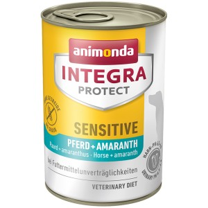 ANIMONDA INTEGRA® Protect Sensitive puszki konina i amarantus 400 g
