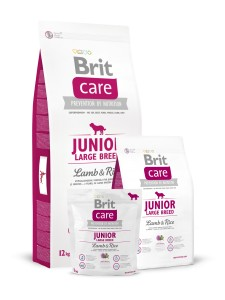 Karma - BRIT CARE JUNIOR LARGE BREED LAMB & RICE 12 kg