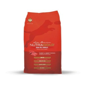 NUTRA NUGGETS GF NUTRA GOLD GF TURKEY & SWEET POTATO 13,6 kg