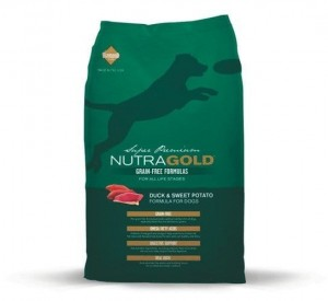 NUTRA NUGGETS GF NUTRA GOLD GF DUCK & SWEET POTATO 13,6 kg