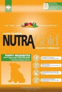 NUTRA GOLD HOLISTIC Micro Puppy 3 kg