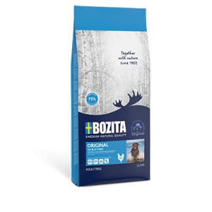 Karma - BOZITA Original Wheat Free 12,5 kg