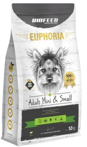 Euphoria Adult Mini&Small Breed - LAMB 12kg